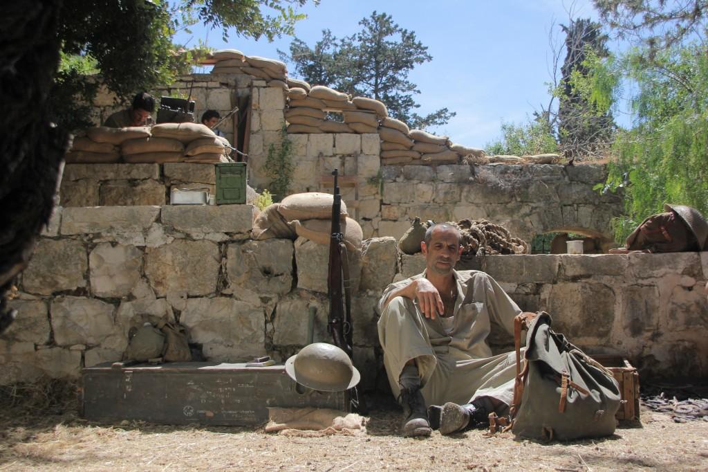 Kapo in Jerusalem by Uri Barbash