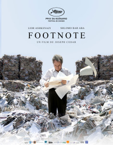 Footnote by Joseph Cedar